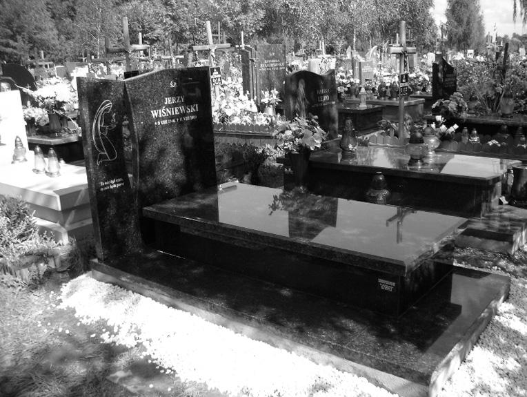 Ogromnie Strona główna - Nagrobki, grobowce, kamieniarstwo Kraków QW06